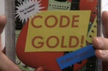 Code Gold CD